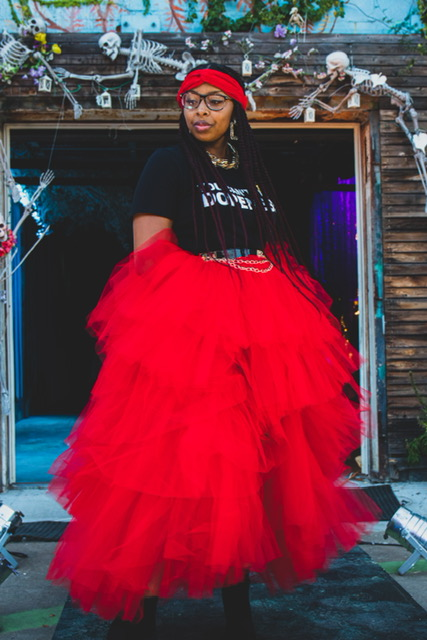 Soul of Cville, fashion show highlights woman in red