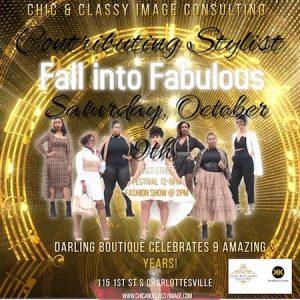 fall into fabulous fashion show