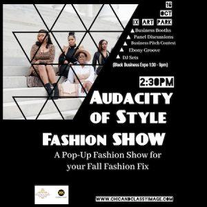 Audacity of Style Fashion Show